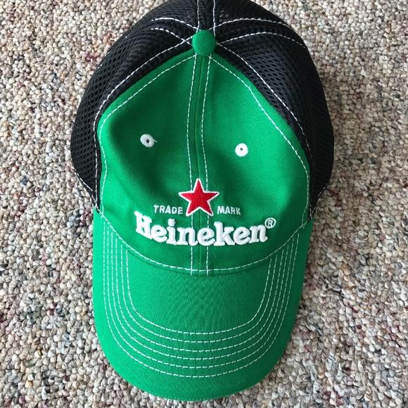 Accessories - Heineken baseball cap f851b4c92ff